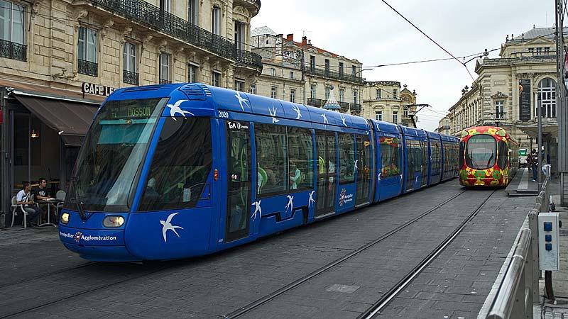 Station Occitanie Montpellier à la Station Occitanie